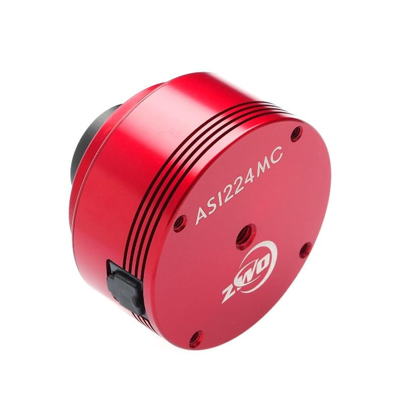 Zhen Wang photoelectric ZWO ASI224MC USB3.0 high sensitivity color planet camera guide star camera zhen zheng lu ya