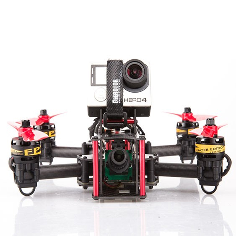 BeeRotor Victory 230 Mini Quadcopter FPV Racer ARF Multi axis Camera font b Drone b font