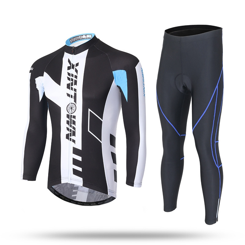 Thin Cycling Jacket Jerseys Sets Suits Long Sleeve Autumn Winter Breathable Waterproof Windproof Warm Men Women Cycling Clothing winter men outdoor running jacket suits cycling suits long sleeve jacket tights pants sport wear sets