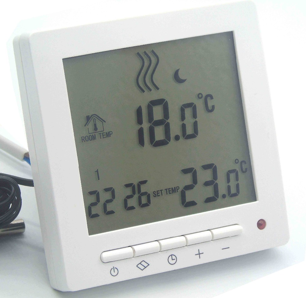 EU 5+2 6+1 Programmable digital thermostat 16A [randomtext category=