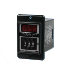 цена на ASY-3D dialing digital display time relay 999S, ASY2D delayer 999M timer