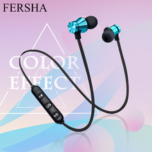 FERSHA X11 Bluetooth Headphones Wireless Sports Headphones W
