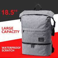 Dry wet separationintim ate Waterproof anti theft Large capacity Laptop Backpack for 15.6 inch Lenovo ThinkPad W530 Notebook bag