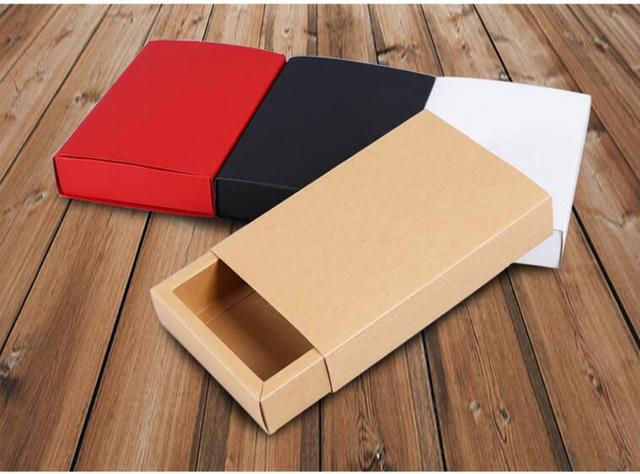 Inner size22*15*45cm) Fold kraft paper box and packaging,10pcs/lot