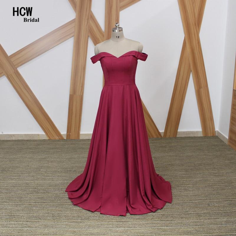 Обикновена лилава дълга вечерна рокля лодка врата капачка ръкав корсет линия официални рокли повод 2019 евтини вечерни рокли за жени