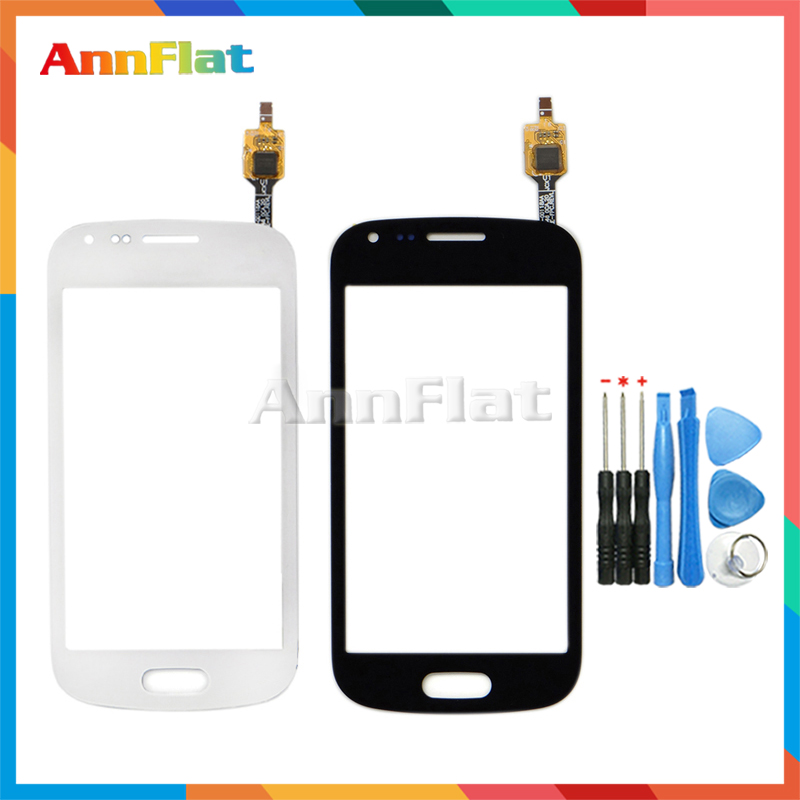 """High Quality 4.0"""" For Samsung Galaxy Trend Plus DUOS 2 GT S7580 S7582 Touch Screen Digitizer Front Glass Lens Sensor Panel +Tool-in Mobile Phone Touch Panel from Cellphones & Telecommunications"""