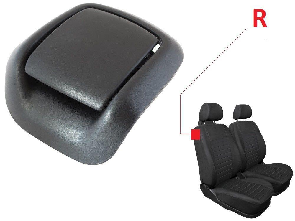 Adeeing Front Left/Right Hand Passenger Seat Tilt Handle Seat Adjuster Handle 1417521 For Genuine Ford Fiesta MK6