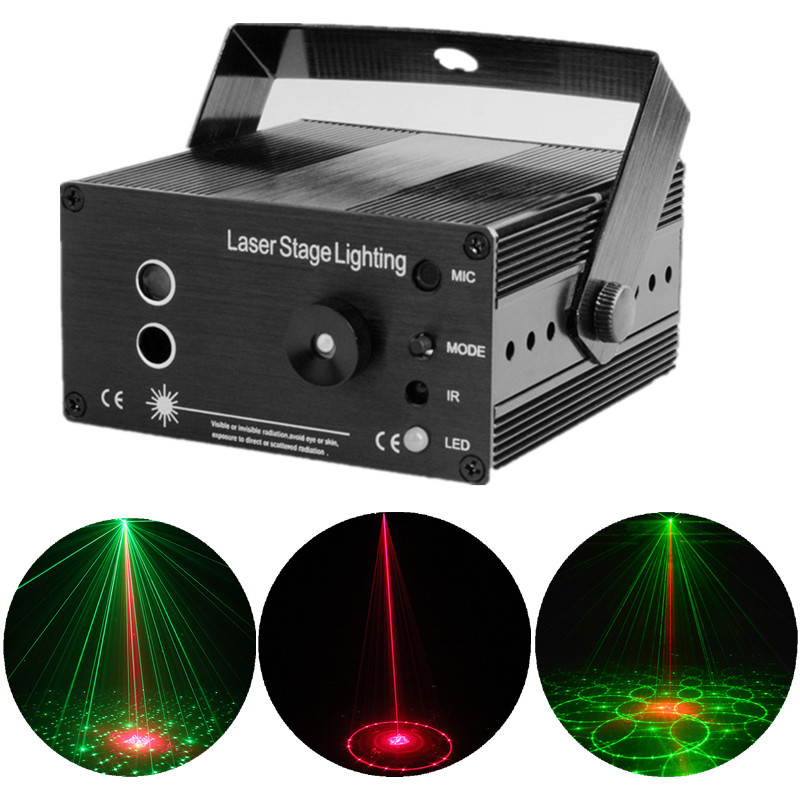 Mini 24 Red Green Gobos Laser Effect Projector 3W Blue LED Light Wedding DJ Party Disco laser Flash Club Stage LightingMini 24 Red Green Gobos Laser Effect Projector 3W Blue LED Light Wedding DJ Party Disco laser Flash Club Stage Lighting