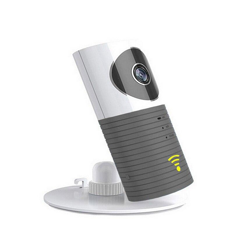OWGYML 720 P HD intelligent chien Wifi sécurité à domicile IP caméra bébé moniteur interphone téléphone intelligent Audio Vision nocturne caméra de surveillance