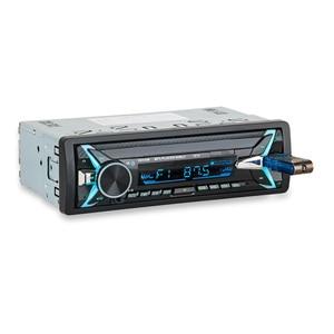 Image 3 - 1012 Auto MP3 Lettore 12 v Blu dente V2.0 Auto Audio Stereo In dash Singolo 1 Din FM Ricevitore ingresso Aux MP3 MMC WMA Radio Player