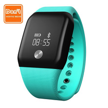D.W.L A88 Smart Bracelet Heart Rate Monitor fitness tracke Sport Pedometer Band OLED Bluetooth Blood oxygen monitoring Wristband