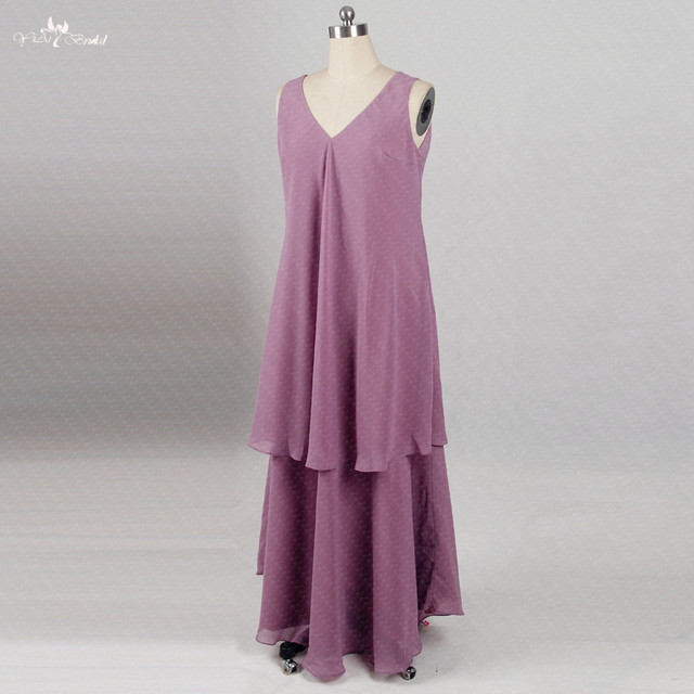 Gunstige kleider lila