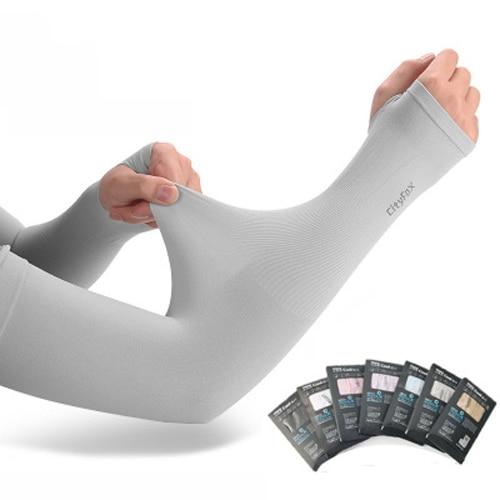 2Pcs Arm Sleeves Warmers Sports Sleeve Sun UV Protection Hand Cover Cooling Warmer Running Fishing Cycling Ski mangas para brazo