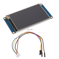 3 5 HMI TFT LCD Touch Display Screen Module 480x320 For Raspberry Pi 3 R179T Drop