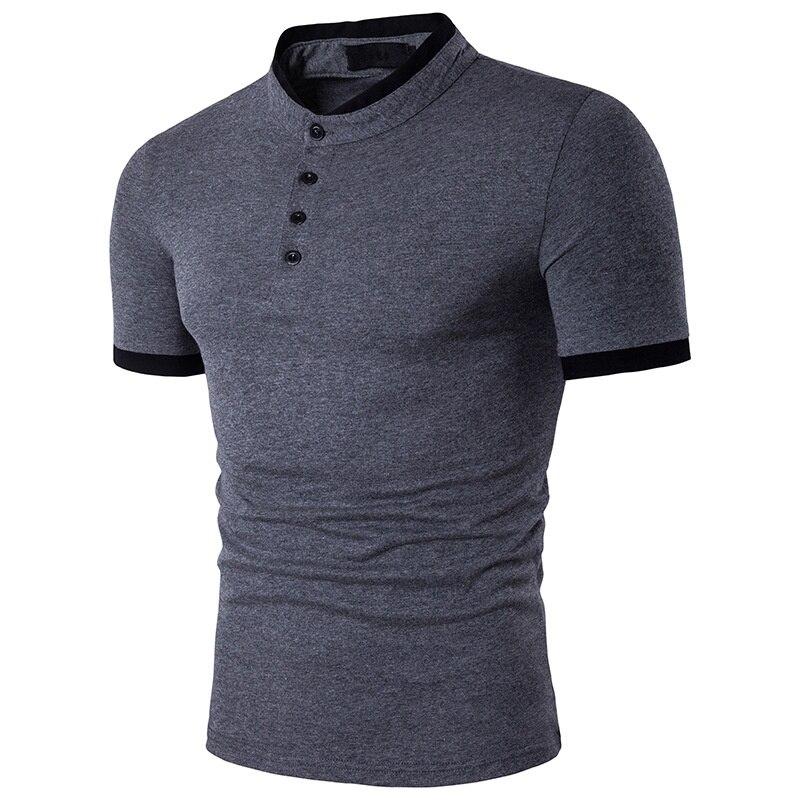 Zagaa Men Summer   Polo   Shirt Men Cotton Casual   Polo   Shirt Male Short Sleeve Solid Color   Polo   Shirts Male   Polo   Shirt 2019