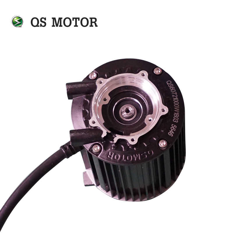 Qs 3000w 138 70h Electric Mid Drive Motor And Controller