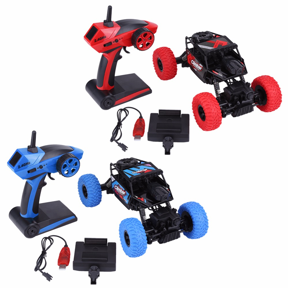 JJRC Wifi 2.4GHz Remote Control Four-Wheel Drive Car RC Model Toy with 480P Camera Anti-collision Dual Modes RC Car with Battery
