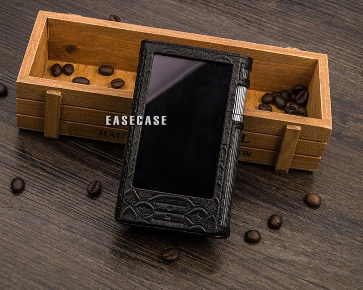 чехол для astell kern kann - A6 Custom-Made Genuine Leather Case For iriver Astell&Kern KANN