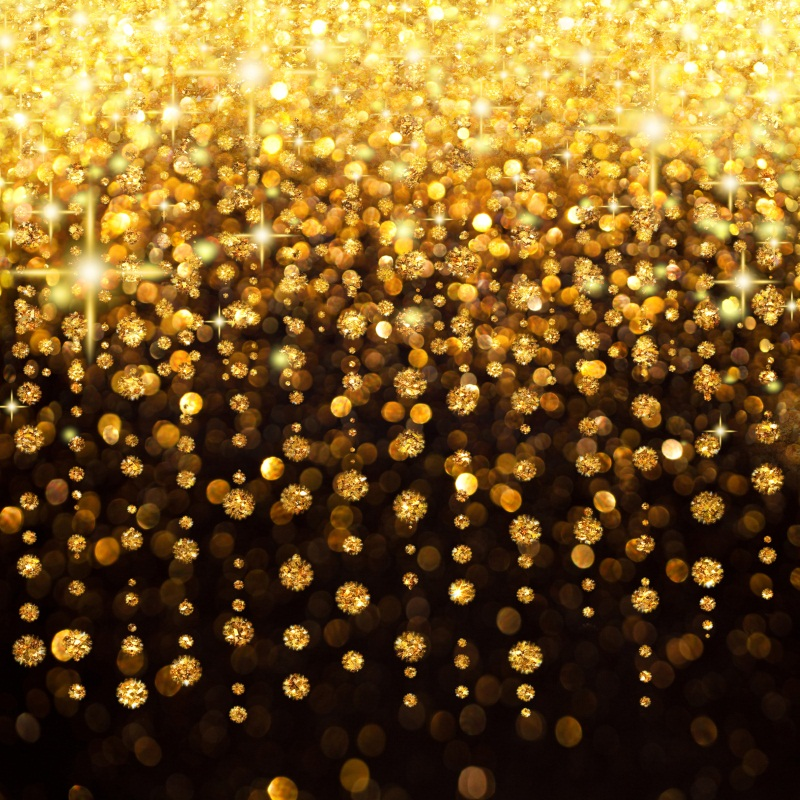 Laeacco Glitters Light Bokeh Sparkling New Year Party Photography Backgrounds Customized Photographic Backdrops For Photo Studio