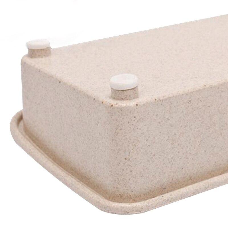 Kunststoff Gewürzglas Gefüllte Schublade Typ 4 Grid Stäbchen - Küche, Essen und Bar - Foto 3