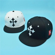 2016 New Cotton Adult male bone Hats Swag The New Snapback Baseball Caps Crosses Male Female