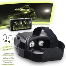 VR 3D Glasses Wearable Devices virtual reality universal active intelligent 3D Glasses Cinema Smart Phone Headset Helmet