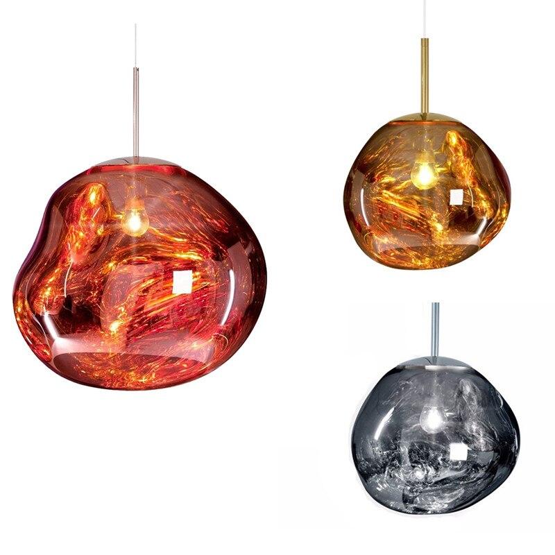 Wonderland 2017 NEW Fashion Modern Art Famous Design Glass Ball Shade Creative Lamp Pendant Light Bedroom Bar Home Led Fixtures автоинструменты new design autocom cdp 2014 2 3in1 led ds150