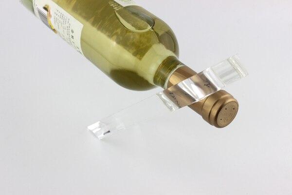 Ronde creatieve thuis koeler wijnrek rvs kleur mode decoratie wijn