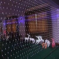 3x6 m LED Işıkları Net 800 SMDs Noel Natal Yeni Yıl Garlands Su Geçirmez LED Dize Kapalı/Açık peyzaj Aydınlatma, Toptan