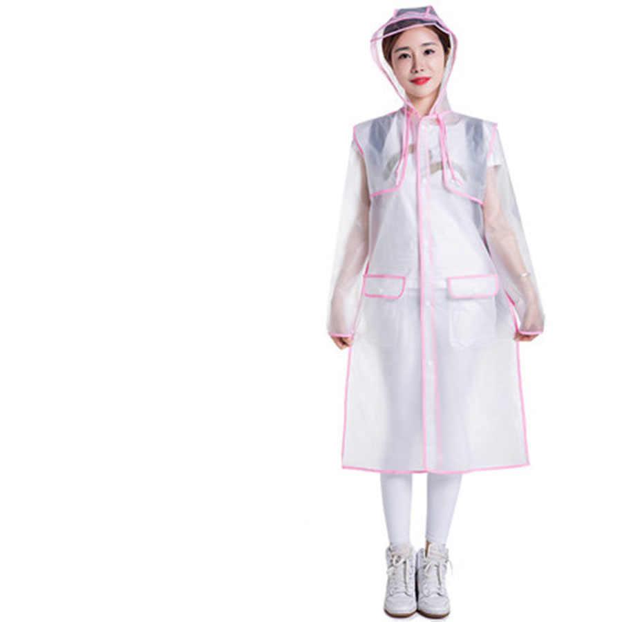 Плащ-плащ, пончо, уличная Женская Мужская водонепроницаемая крышка, дождевик, костюм с жакетом Kadn Ceket Regenpak, дождевик 50KO145