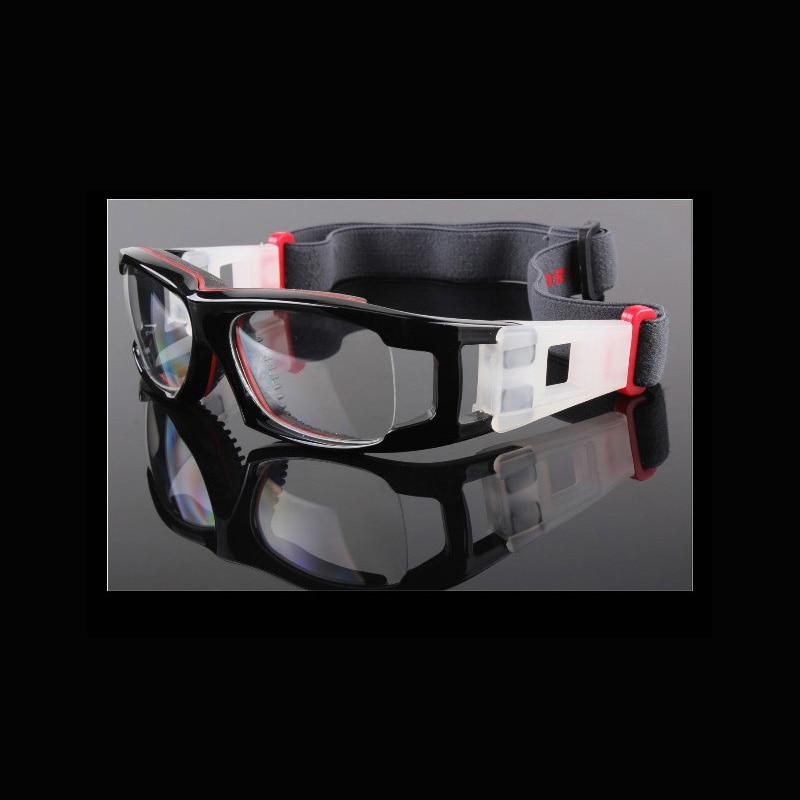 Männer Basketball Fußball Augenschutz Brille Brillen Myopie Rahmen - Radfahren - Foto 3
