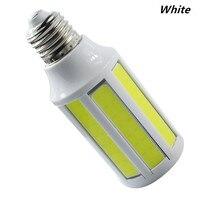 1Pcs Super Bright 10W COB Led Corn Lamp Bulb White Warm White E27 Led Cob Light