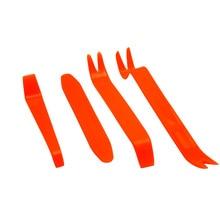 4 قطعة أدوات إزالة لوحة سيارة مركبة المحمولة لوحة الصوت تجديد تقليم مجموعة السيارات المثبت حدق أداة هدية أدوات للسيارات