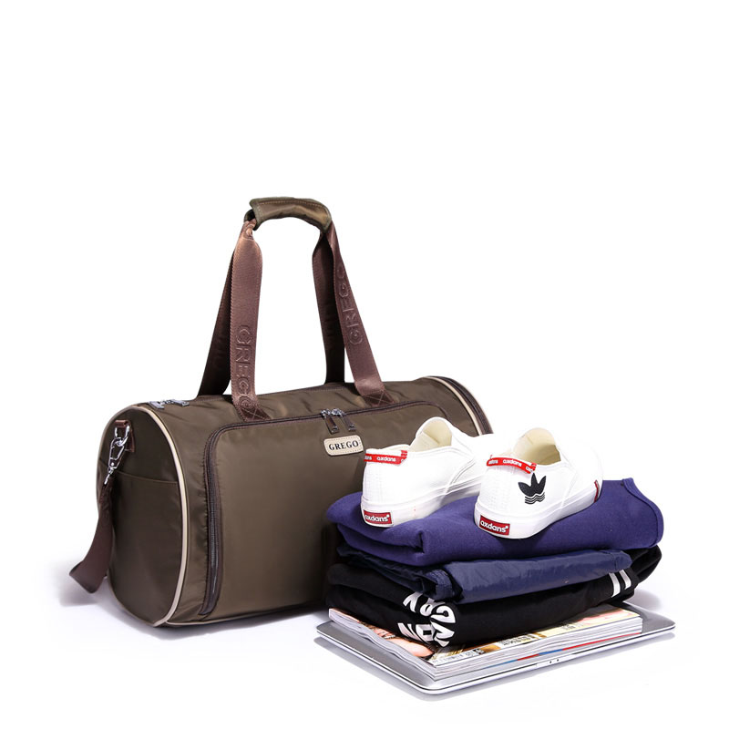 2017 new fashion Men Travel Bags brands Oxford Large Weekend Bag Large Capacity Brand Designer Business High quality Luggage Bag in Travel Bags from Luggage Bags