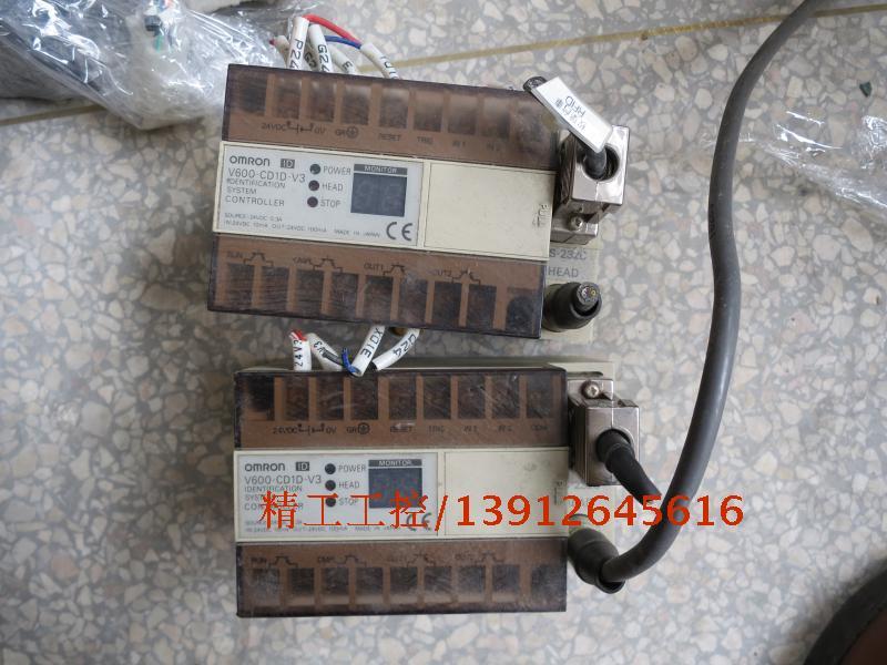 [SA] Omron оригинальной аутентичной контроллер V600 CD1D V3 пятно физическая карта датчик