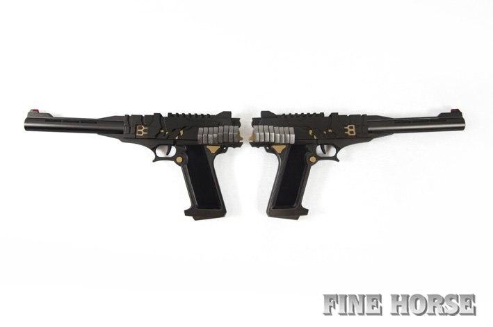 Final Fantasy Type 0 King Cosplay Guns In Kids Costumes