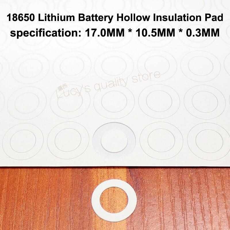 Купить 100 шт/лот 18650 аккумуляторная отрицательная крышка для точечной