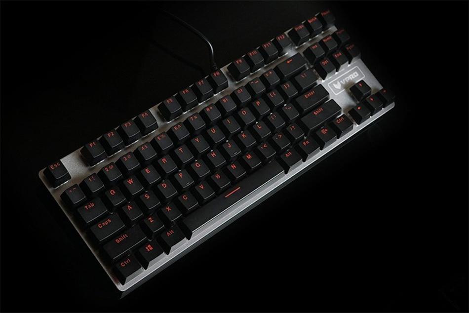 Rapoo V500 Alloy Version Mechanical Gaming Keyboard Teclado Rapoo V500 Alloy Version Mechanical Gaming Keyboard Teclado HTB1lpfLQFXXXXcrapXXq6xXFXXXZ
