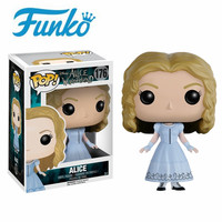 Funko POP Alice in Wonderland Theme Wedding Child Birthday Alice Character Vinyl Action&Toy Figures Collectible MAD HATTER Toy