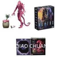 18 CM Arcade Edycja Science Fiction Film Alien vs. Predator Obcy jajko Real Madryt Gry PCV Figurka Toy Model G866