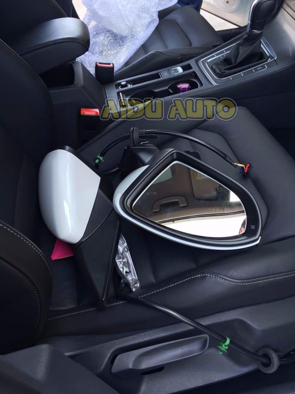 Exclusive-line Design tapices para VW Tiguan 2 II año 2016