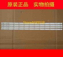 4 ชิ้น/ล็อต Origina LED Backlight สำหรับ LE40B3000W LED40ME1000 Light Bar 30340012203 LED40D12 ZC14 04 (A)