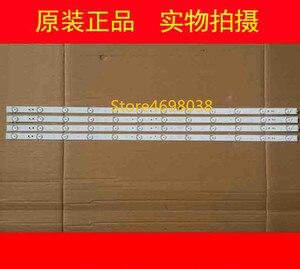 Image 1 - 4pcs/lot  Origina LED Backlight strip For LE40B3000W LED40ME1000 Light Bar 30340012203 LED40D12 ZC14 04(A)