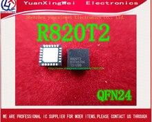 R820T2 QFN24 820T2 ATSC FM IC QFN livraison gratuite 5 pièces 10 pièces dorigine
