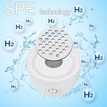 SYNTEAM Brand SPE PEM Membrane Hydrogen Water Generator Bottle Bottom Super ORP Seperate H2 and O2 Hydrogen Ionizer Maker WAC011