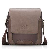 HOT Sale!Fashion Casual Top Leather Oxford Men's Cross-body Bag Brand Design Men Shoulder bag Vintage Messenger bag Business bag