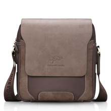 HOT Sale!Fashion Casual Top Leather Oxford Men's Crossbody Bag