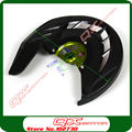 KX125 KX250 KXF250 KXF450 KLX450R Dirt Bike MX Motocross Off Road Motorcycle Modify Parts Front brake disk protective cover