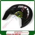 KX125 KX250 KXF250 KXF450 KLX450R Dirt Bike MX Motocross Off Road Motorcycle Modify Parts Front brake disk protective cover