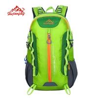 HUWAIJIANFENG 40L backpack Outdoor Climbing Backpacks Professional Sports Bag Travel Bag Mountaineering Bag Free shipping